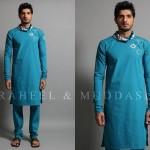 Raheel And Muddasir Spring Collection 2013 For Men  002