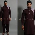 Raheel And Muddasir Spring Collection 2013 For Men  003