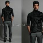 Raheel And Muddasir Spring Collection 2013 For Men  005