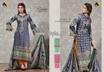 Rimsha Lawn Collection by Al-Hamra Textiles 2013 004