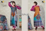 Rimsha Lawn Collection by Al-Hamra Textiles 2013 005