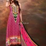 Royal Designer Lawn 2013 for Women by UA Textile 002