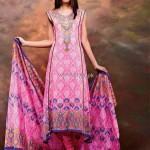 Royal Designer Lawn 2013 for Women by UA Textile 007