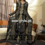 Sajh Designer Wear Party Dresses For Women 2013 001