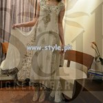 Sajh Designer Wear Party Dresses For Women 2013 002
