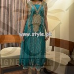 Sajh Designer Wear Party Dresses For Women 2013 004