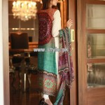 Sana Salman Party Wear Collection 2013 For Summer 005