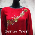 Sarah Yasir Spring Collection 2013 For Women  005