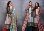 Sitara Textiles Mughal-e-Azam Lawn Collection 2013 For Women 001