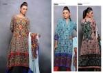 Sitara Textiles Mughal-e-Azam Lawn Collection 2013 For Women 0015