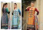 Sitara Textiles Mughal-e-Azam Lawn Collection 2013 For Women 006
