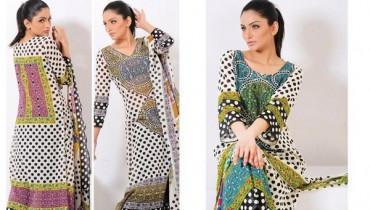 Sitara Textiles Swiss Heart Beat Collection 2013 For Women 001
