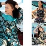 Sitara Textiles Swiss Heart Beat Collection 2013 For Women 005
