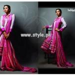 Subhata Lawn Prints by Shariq Textiles 2013 Volume 2 008