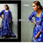 Subhata Lawn Prints by Shariq Textiles 2013 Volume 2 013