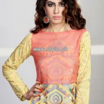 Taana Baana Party Wear Collection For Summer 2013 004