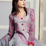 Taana Baana Party Wear Collection For Summer 2013 005