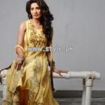 Umsha by Uzma Babar Spring Dresses For Women 2013 006