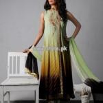 Umsha by Uzma Babar Spring Dresses For Women 2013 009