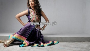 Umsha by Uzma Babar Spring Dresses For Women 2013 010
