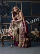 Waseem Noor Bridal Wear Dresses 2013 for Women 005