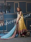 Waseem Noor Bridal Wear Dresses 2013 for Women 008