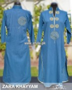 Zahra Khayyam Spring Summer Collection 2013 009