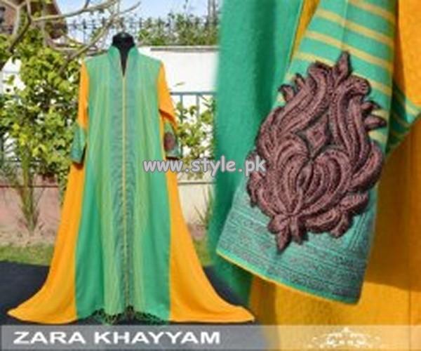 Zahra Khayyam Spring Summer Collection 2013 013