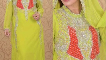 Zara Mirza Party Wear Collection 2013 For Women 001