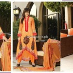 Zeb Aisha Lawn Collection 2013 by Al-Zohaib Textiles