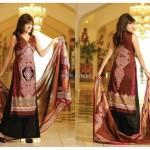 Zeb Aisha Lawn Collection 2013 by Al-Zohaib Textiles 002