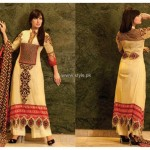Zeb Aisha Lawn Collection 2013 by Al-Zohaib Textiles 004