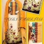 Zobi Fabrics Spring Collection 2013 For Women 001