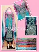 Zobi Fabrics Spring Collection 2013 For Women 0011