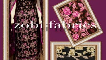 Zobi Fabrics Spring Collection 2013 For Women 0012
