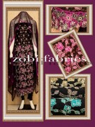 Zobi Fabrics Spring Collection 2013 For Women 0012