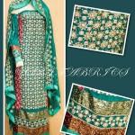 Zobi Fabrics Spring Collection 2013 For Women 002