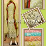 Zobi Fabrics Spring Collection 2013 For Women0014