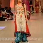 Amna Ajmal Collection At Bridal Couture Week 2013 001