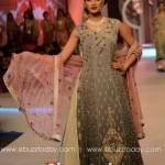 Amna Ajmal Collection At Bridal Couture Week 2013 0011