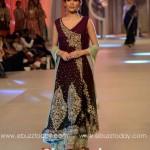 Amna Ajmal Collection At Bridal Couture Week 2013 003