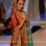 Amna Ajmal Collection At Bridal Couture Week 2013 004