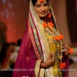 Amna Ajmal Collection At Bridal Couture Week 2013 005