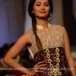 Amna Ajmal Collection At Bridal Couture Week 2013 006