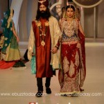 Amna Ajmal Collection At Bridal Couture Week 2013 008