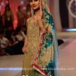 Amna Ajmal Collection At Bridal Couture Week 2013 009