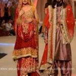 Amna Ajmal Collection At Bridal Couture Week 2013 07