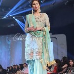 Asifa & Nabeel Bridal Wear Collection at BCW 2013 001