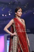 Asifa & Nabeel Bridal Wear Collection at BCW 2013 006
