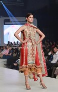 Asifa & Nabeel Bridal Wear Collection at BCW 2013 008